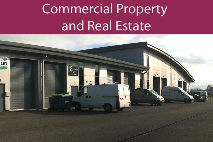 Commercial Property and Real Estate