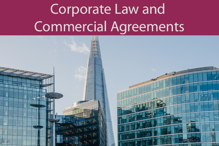 Corporate Law and Commercial Agreements