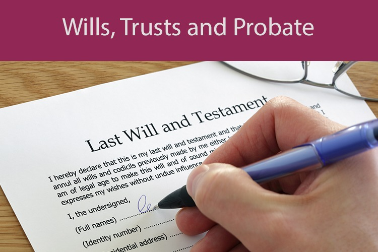 Will - HSR Law Solicitors Doncaster Epworth Gainsborough
