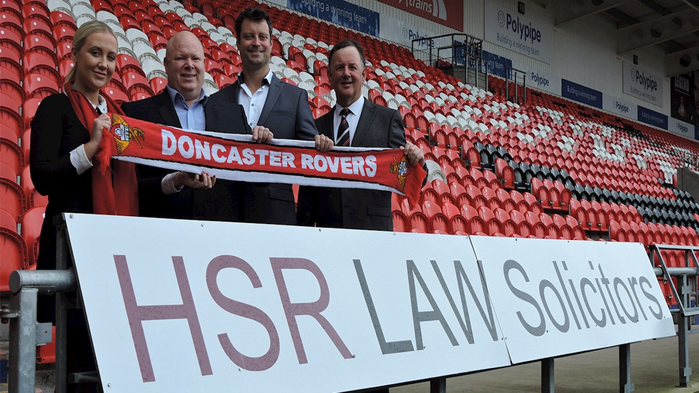 Doncaster Rovers Official Partners