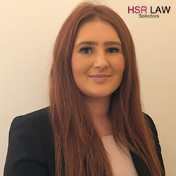 Amy Kavanagh HSR LAW Solicitors